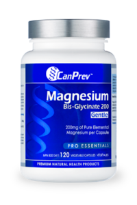Magnesium Bis Glycinate 200 Gentle