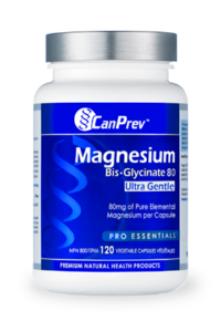 Magnesium Bis Glycinate 80 Ultra Gentle
